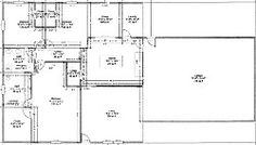 pole+barn+house+interior+pictures | post and beam floorplans