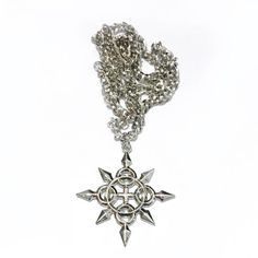 Love collecting Kingdom Hearts items? Then add this Kingdom Hearts Axel's Eternal Flames Chakrams Necklace!