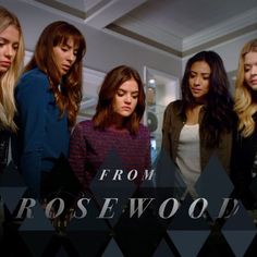 "60.6k Likes, 435 Comments - Pretty Little Liars (@prettylittleliars) on Instagram: ""From Rosewood to Hollywood, your Tuesdays are about to become even better. Hi there,…"""