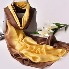 The 2 scarves I ordered for testing arrived today and are beautiful. Very silky and very delicate. Great for dancing, or wrapping, or simply throwing over your shoulders!
