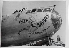 B-29 Nose art