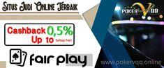 Selamat Datang di Situs Judi Online Terpercaya || Pokervqq|| Menyajikan permainan yang sangat FAIR tanpa ada Robot yang bermain di dalam meja permainan,rasakan sensasi 8game hanya dalam 1Akun saja.dan menangkan Jackpot ratusan hingga jutaan rupiah.. Daftar segera .. !!