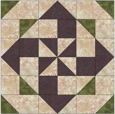 Purple Sage Quilt Block 7 - free patterns for all 7 blocks on Persimmon Quilts at http://www.persimmonquilts.com/2013-14-BOM/PurpleSage-Homepage.html