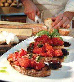 Carrabba's Italian Grill Copycat Recipes: Pomodori Bruschette
