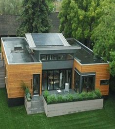 Container House - container - Who Else Wants Simple Step-By-Step Plans To Design And Build A Container Home From Scratch? #ShippingContainerHomePlans #FavoriteContainerHomes