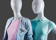 MISS MOLLY Collection #MoreMannequins #FemaleMannequin #boutique #dragonfly