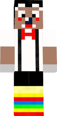 p, cenoura Minecraft Skins Cool, Mario, Fictional Characters, Carrot, Fantasy Characters
