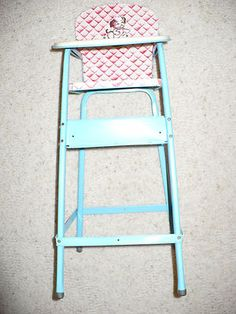 1950s Vintage High Chair On Pinterest High Chairs Baby