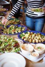 Organiser un buffet #crowdpleasing