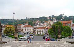 Entrada do Mosteiro de Alcobaça - Portugal