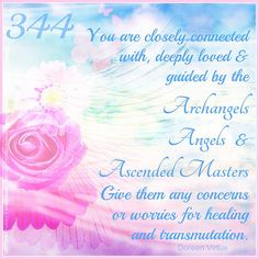 Numerology: Number 344 Meaning | #numerology #number344
