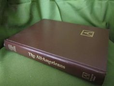 1977 ** The All- Americans ** James Robert Parish * Don E. Stanke ** sj by theadlibrary on Etsy