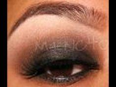 Smokey Kim Kardashian inspired makeup tutorial