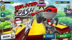 Ninjump Dash multi player review