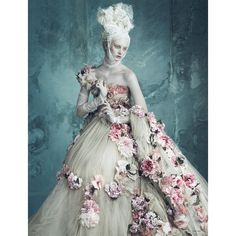 Marie Antoinette ❤ liked on Polyvore featuring models
