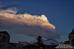 Mt. Etna eruption, 8 feb 2012