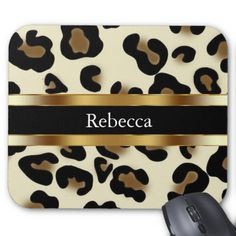 ==>>Big Save on          	Leopard Monogram Mousepads           	Leopard Monogram Mousepads In our offer link above you will seeShopping          	Leopard Monogram Mousepads Online Secure Check out Quick and Easy...Cleck Hot Deals >>> http://www.zazzle.com/leopard_monogram_mousepads-144327653073382208?rf=238627982471231924&zbar=1&tc=terrest