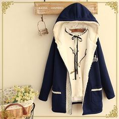 Buy Fairyland Cat Appliqué Hood Jacket at YesStyle.com! Quality products at remarkable prices. FREE WORLDWIDE SHIPPING on orders over US$35.