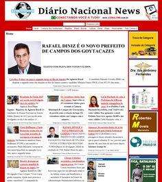 Rafael Diniz novo Prefeito de Campos