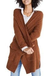 Madewell Kent Cardigan Sweater available at #Nordstrom