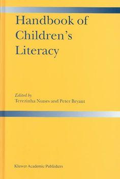 Precision Series Handbook of Children's Literacy