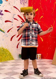 Camisa niño, pasos para elaborar un patron.