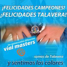 Queremos felicitar al Talavera y a toda la ciudad por el ascenso a 2ªB. Vial Masters es una empresa de Talavera, y sentimos los colores. ¡¡¡ENHORABUENA!!!