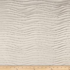 Pintuck Wave Knit Sandblaster from @fabricdotcom  This cotton poly knit fabric features dimensional 1/6'' pintucks from selvedge to selvedge. It is perfect for tops and T-shirts. It has 20% stretch across the grain and a fluid drape.