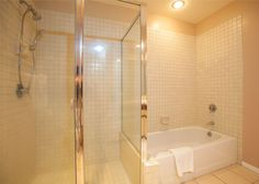 Grand Champions #130848 | Maui Hawaii Vacations Master Bath with separate bath and walk in shower