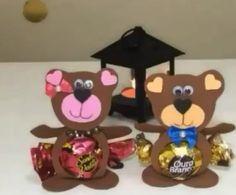 11-bear craft idea for kids