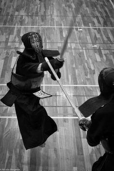Kendo | by Nicolas Bergeron, via 500px
