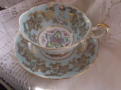 Paragon China cabinet tea cup and saucer to by Collectablesgalore, £28.99