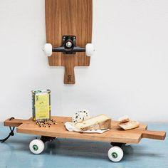 Wurschtundkas Serving Board by bougiandbo | MONOQI #bestofdesign #geschenkideen