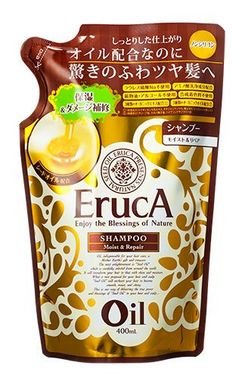 ERUCA Oil Shampoo Moist and Repair - Refill - 400ml -- Details can be found by clicking on the image. (Amazon affiliate link)