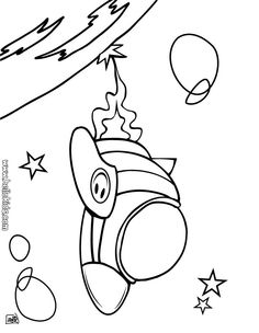 Spaceship Coloring Page Color In This And Others With Our Library Of Online Pages Enjoy Fantastic Sheets From