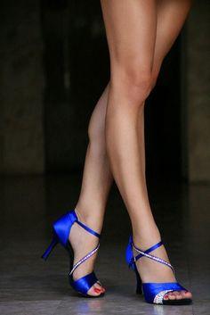 Really Swarovski Import satin High heels silver Swarovski Latin Shoes/wedding shoes dance shoes for Bridal Shoes