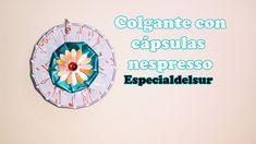 Colgante con cápsulas Nespresso