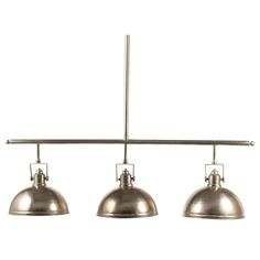 Lámpara de techo Triple Franklin