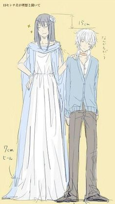 No.6 Eve (Nezumi) and Shion