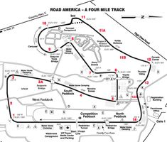 Road America - Elkhart Lake,  : :  3 races each summer  : :  TURN  5.