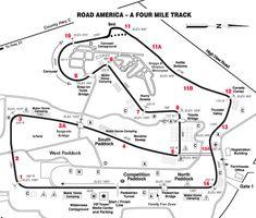 Road America - Elkhart Lake,  : :  3 races each summer  : :  TURN  5.