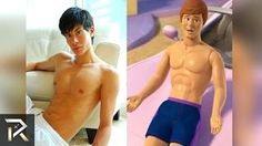 10 People Who Turned Into Toy Dolls