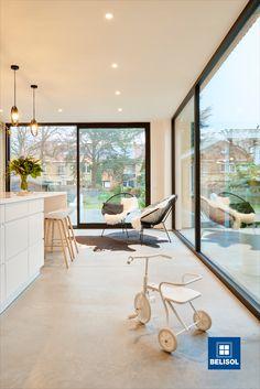 Interior Design Inspiration, Home Interior Design, Interior And Exterior, Aluminium Sliding Doors, Dream House Interior, Design Room, Modern Farmhouse Decor, Home Decor Kitchen, Home Living Room