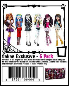 2014 Original Ghouls Online Re-release