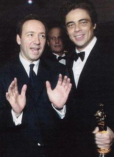 Kevin Spacey and Benicio del Toro