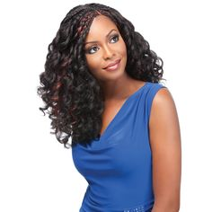 The Sensationnel Bulk Snap Nina Curl Is Made Of Premium Synthetic Fiber And Features A Looser Larger Pattern Similar To Type Hair