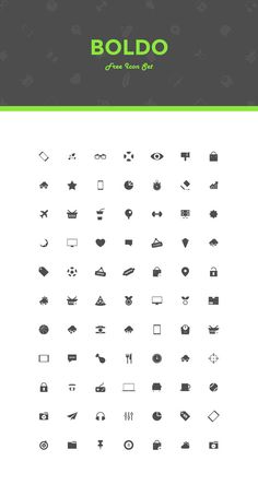 Boldo-Free-Icon-Set, #AI, #Free, #Graphic #Design, #Icon, #PSD, #Resource, #Vector
