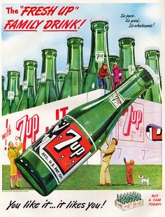 My favorite soft drink for 55+ years...I'm good with product loyalty, lol