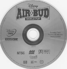 Disney Air Bud World Pup DVD only EUC Soccer pups. $2.39