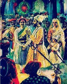 Shivaji Maharaj Painting, Special Forces Army, Shivaji Maharaj Hd Wallpaper, Krishna Leela, Inspirational Quotes Wallpapers, Versailles Garden, Great King, Indian Art Paintings, Ganesh